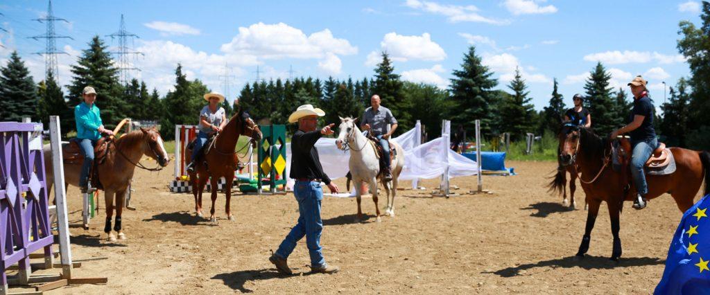 EXCA Extreme Cowboy Race Austria Joedy Cunningham Kurs