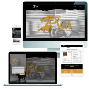 EXCA Extreme Cowboy Austria Race Horseman Website